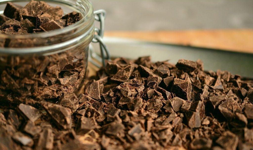 Chocolate negro PIXABAY