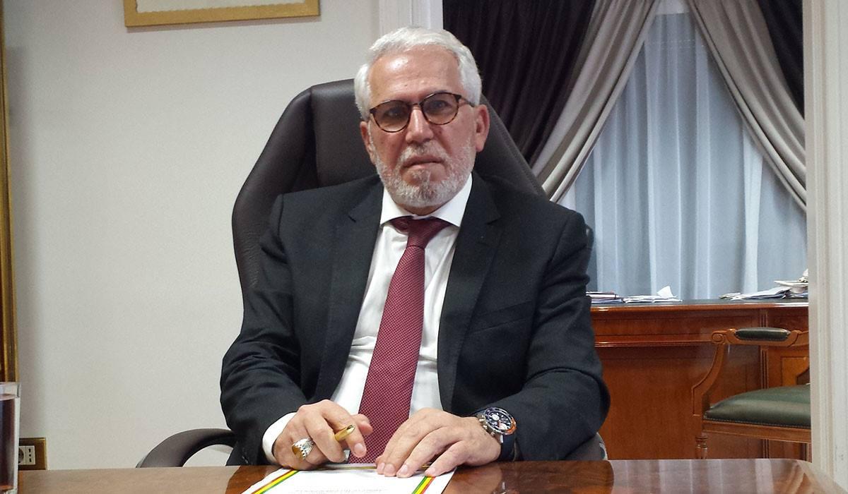 Monhamed Jamil Derbah. DA