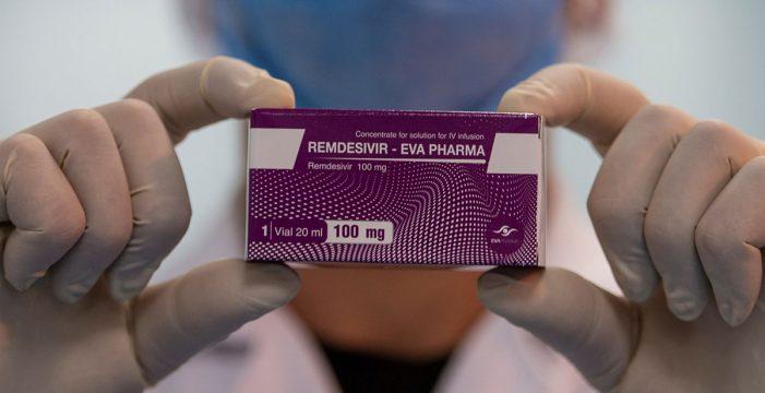 La UE autoriza la comercialización de remdesivir como tratamiento contra la Covid-19