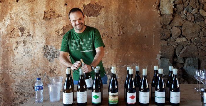 Un vino de Taganana logra 98 puntos de la Guía Parker