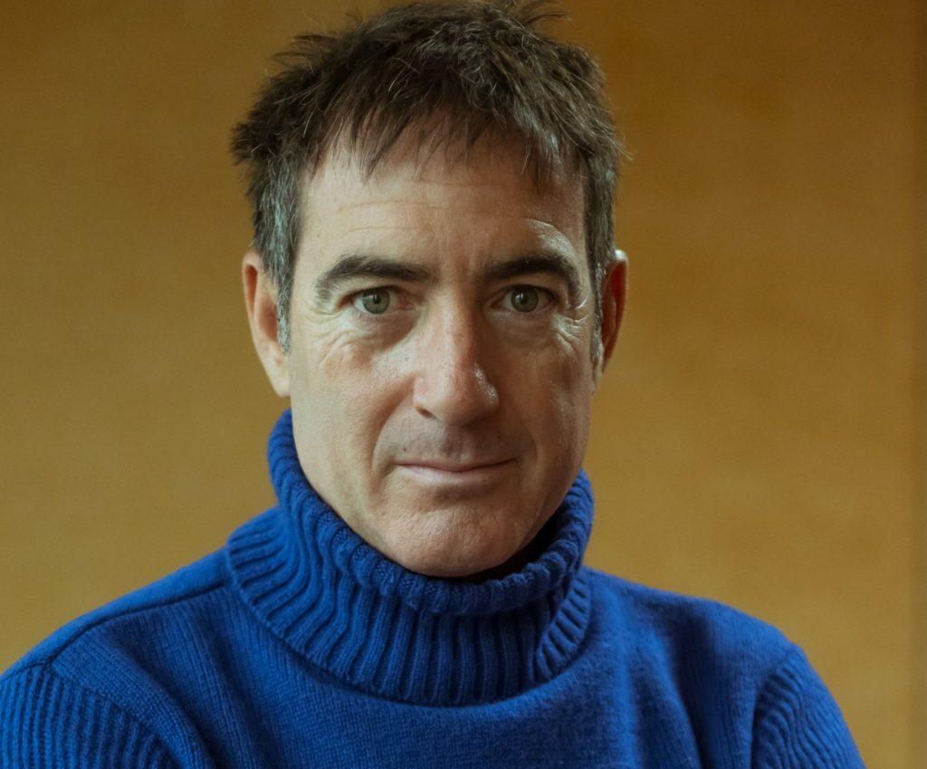 Álex Pina, autor de 'La Casa de Papel'.
