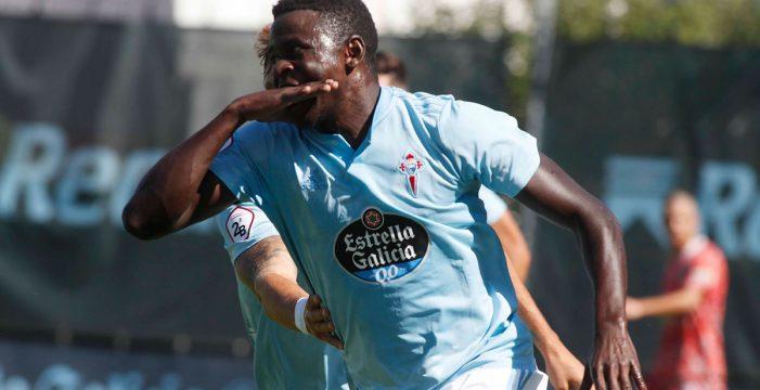 El delantero Emmanuel Apeh, primer refuerzo del CD Tenerife