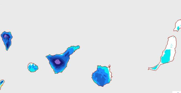 """El descenso de temperaturas en Canarias puede ser """"extraordinario"""" en algunas zonas en los próximos días"""
