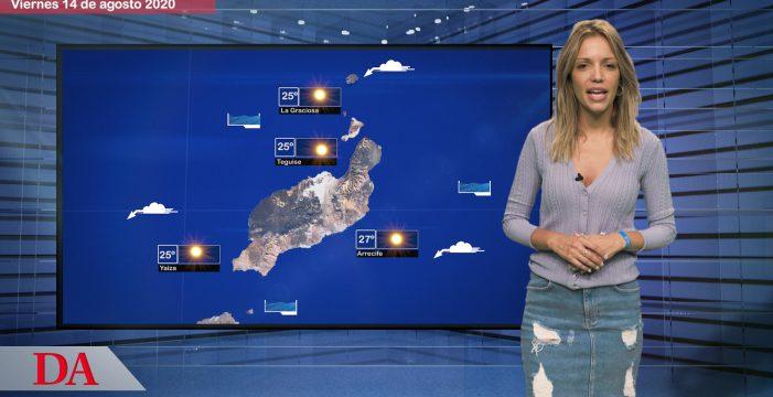 La previsión del tiempo en Canarias para el viernes, 14 de agosto