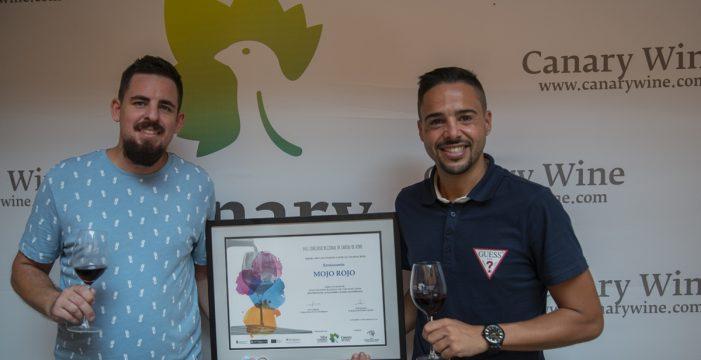 Mojo Rojo gana el XVII Concurso Regional de Cartas de Vinos
