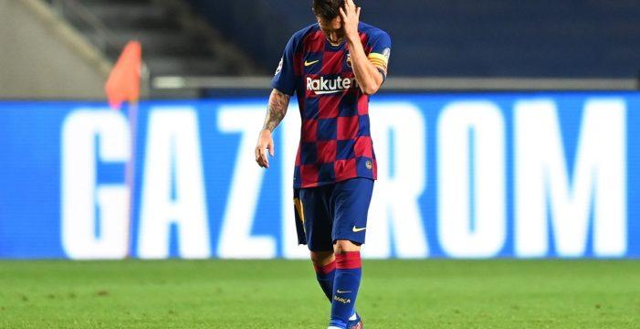 Messi se planta: confirma al Barcelona que no se presentará a las pruebas PCR