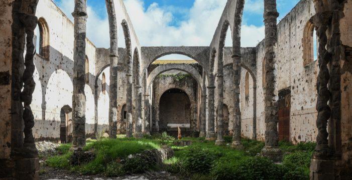La Laguna formaliza la adjudicación de las obras de consolidación de las ruinas de San Agustín