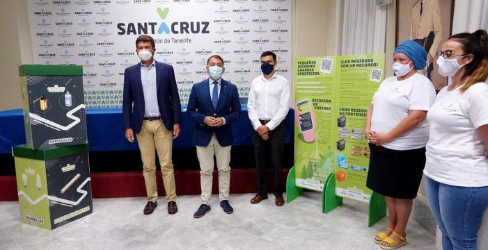 Santa Cruz contará con un punto limpio itinerante para los barrios