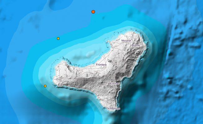 Alertan de prospecciones mineras submarinas a 250 millas de El Hierro