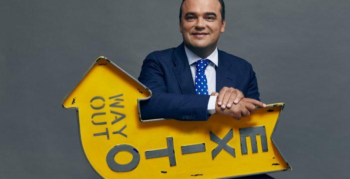 """José Carlos Díez: """"Estoy a favor del sistema autonómico, pero no está  siendo eficaz"""""""