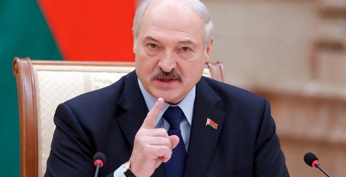 Las mil caras de Alexander Lukashenko