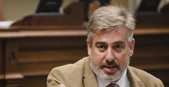 """Jorge González: """"En la crisis de Arona no hay otra solución posible"""""""