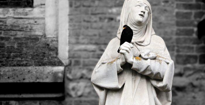 Humanas pasiones en el convento