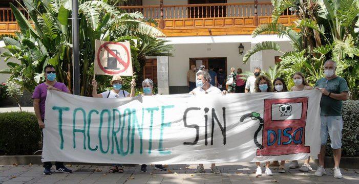 Vecinos presentan un recurso de reposición contra la nueva gasolinera