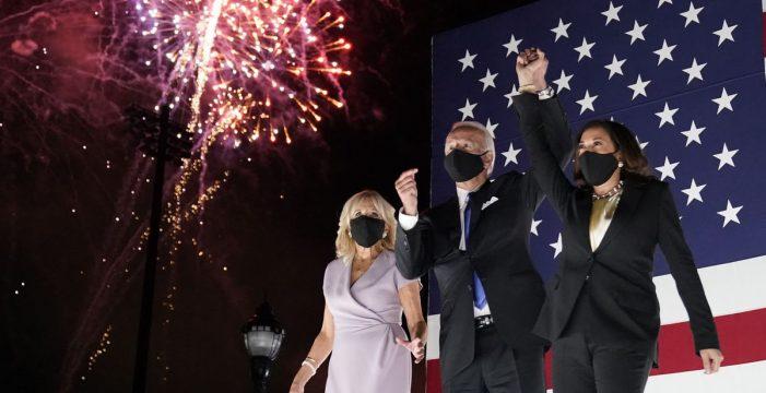"""Biden: """"Seré un aliado de la luz, no de las tinieblas"""""""