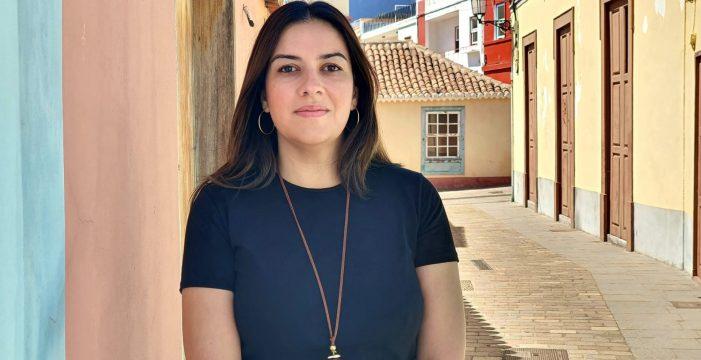 """Matilde Fleitas: """"Los incendios forman parte de la crisis climática; son nuestra responsabilidad"""""""