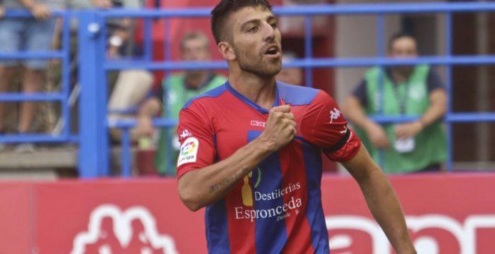 El Extremadura denunciará al CD Tenerife por Gio Zarfino