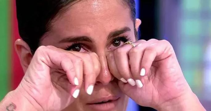 """Anabel Pantoja a Rafa Mora en 'Sálvame': """"Te cojo la cabeza y te la reviento"""""""