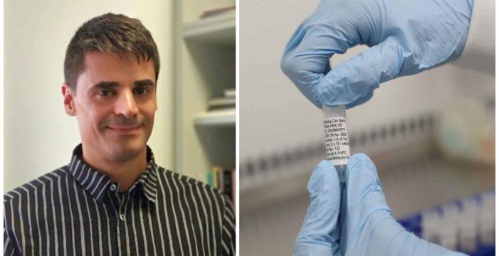 """Saúl, científico del CSIC, advierte: """"Necesitamos un año para ver que no envenenamos a nadie con la vacuna"""""""