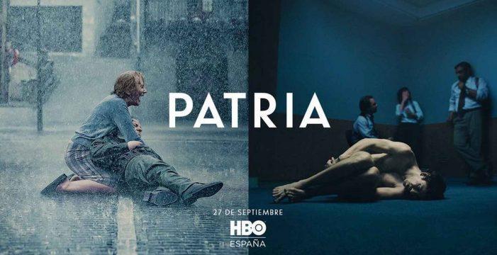 """HBO defiende el cartel de 'Patria': """"Refleja cómo el sufrimiento afecta a toda una sociedad"""""""