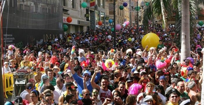 """El Ayuntamiento de Santa Cruz de Tenerife ve """"muy difícil"""" organizar un Carnaval multitudinario en 2021"""