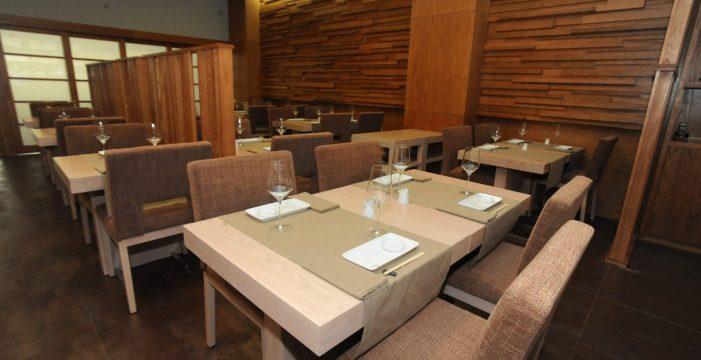 El restaurante japonés Kazan reabre a mediados de octubre