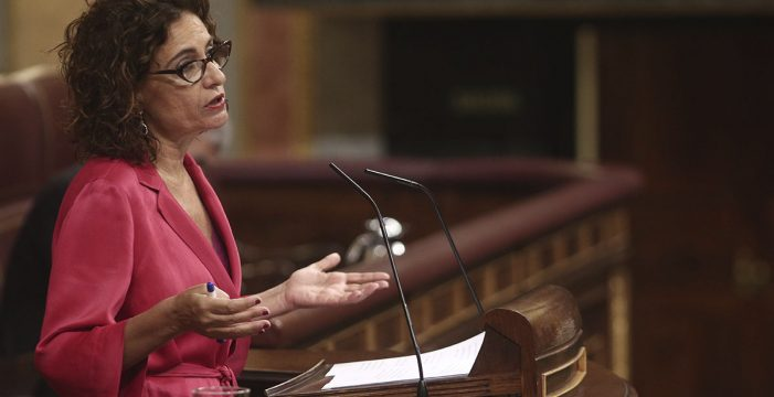 El Gobierno decide ahora suspender la regla de gasto para que los Ayuntamientos usen su superávit