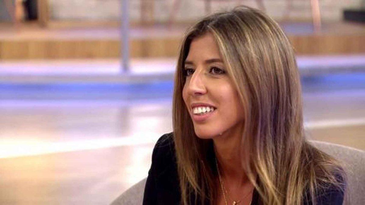 Karelys Rodríguez durante su debut en 'Viva la vida'. Mediaset