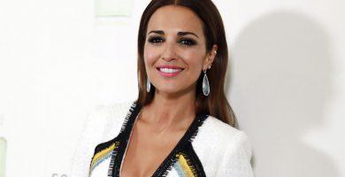 Paula Echevarría, embarazada a sus 43 años