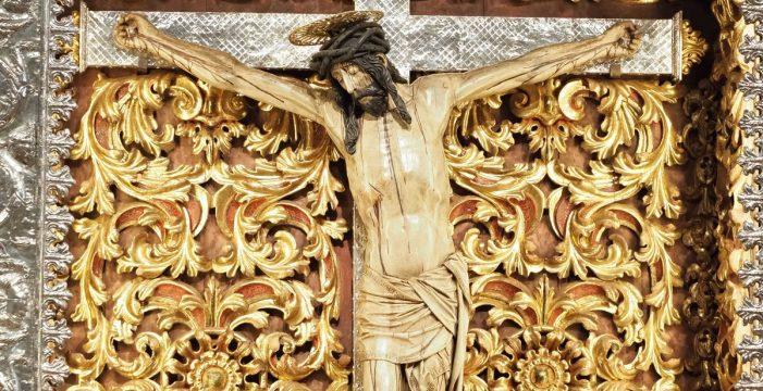 La COVID marca el encuentro del Cristo de La Laguna con sus fieles