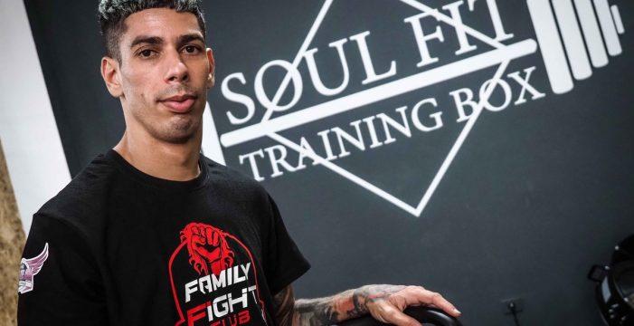 Nauzet Trujillo acepta el más difícil todavía con su debut en Bellator MMA