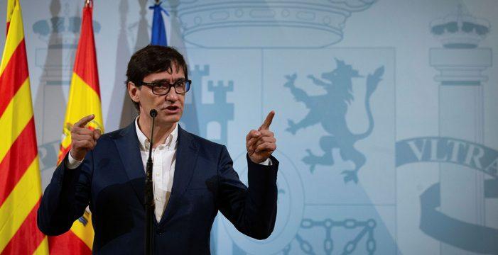 """El Gobierno advierte que el cierre de Madrid es """"de obligado cumplimiento"""" y da 48 horas"""