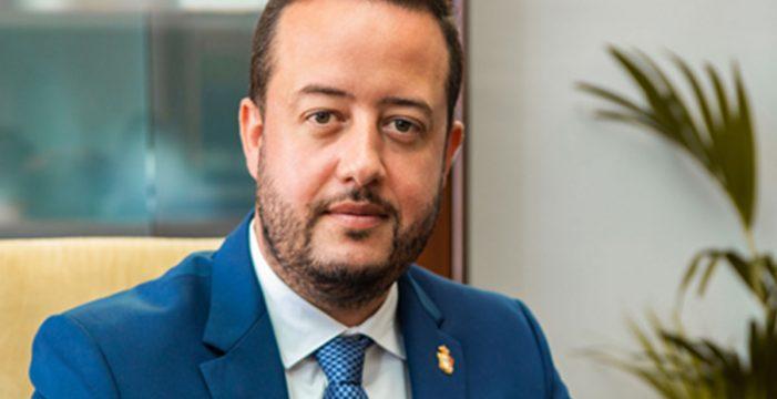 """García, alcalde de La Victoria: """"En estos 15 meses hemos impulsado proyectos que llevaban años parados"""""""