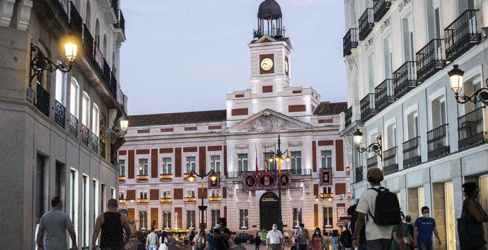 Sanidad propondrá cerrar Madrid y otras diez ciudades
