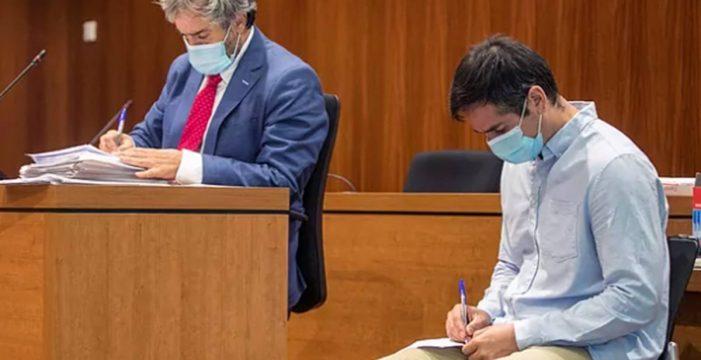 El jurado declara a Rodrigo Lanza culpable del crimen de los tirantes