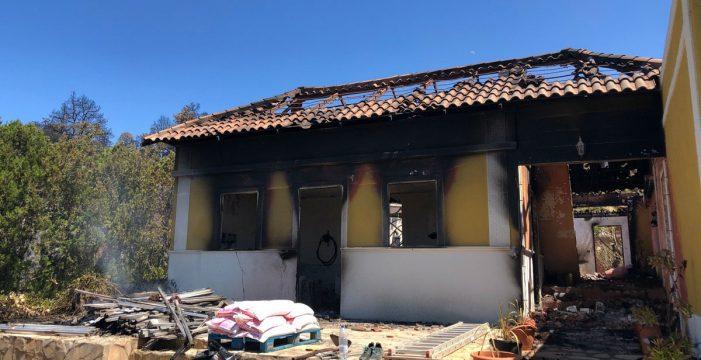 Finca El Morro recauda fondos para reconstruirse tras el incendio