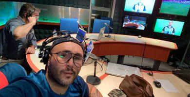 Kiko Rivera se estrena como comentarista deportivo y le llueven las críticas