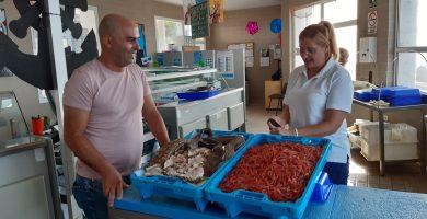 Apasionados de la pesca artesanal