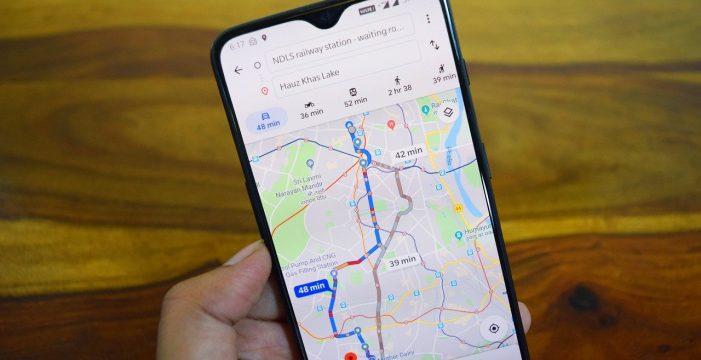 Google Maps añade una capa adicional para informar sobre casos de Covid-19