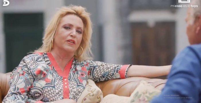La periodista palmera Lydia Lozano estrenará mañana 'Mi casa es la tuya'