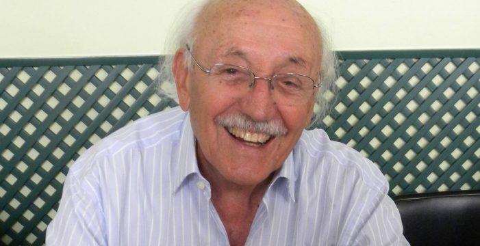 Leto Valladares, un chicharrero centenario