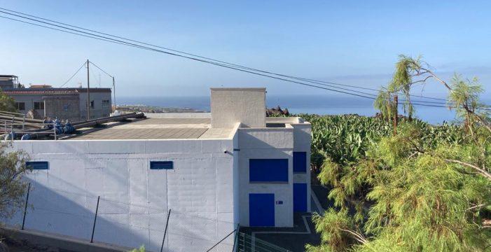 Vecinos de Los Gigantes se quejan de que no les llega el agua de la desaladora