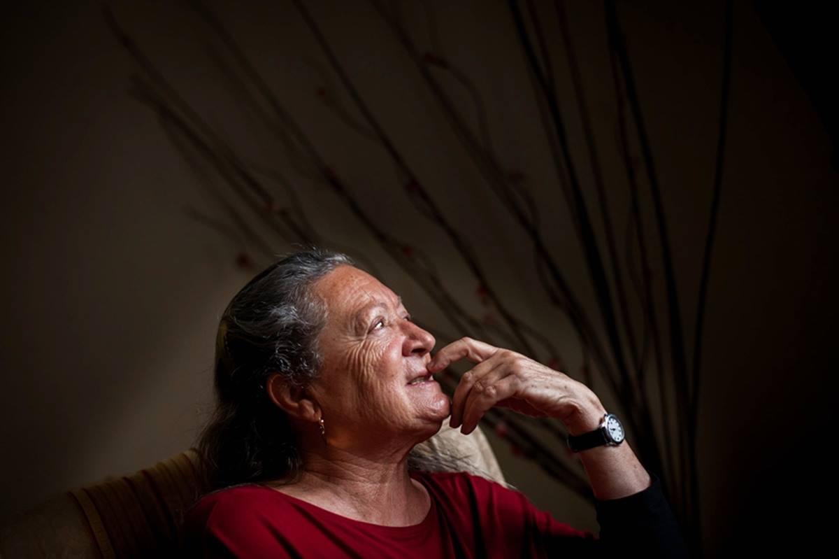 la humanista Elsa López recibirá el viernes el título de Hija Adoptiva. F. P.