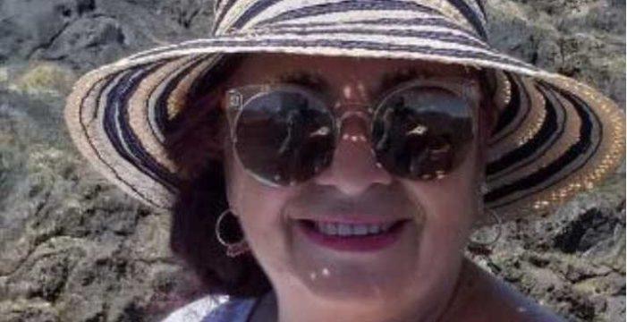 """Candelaria Marrero: """"Todos hablamos con la soledad"""""""