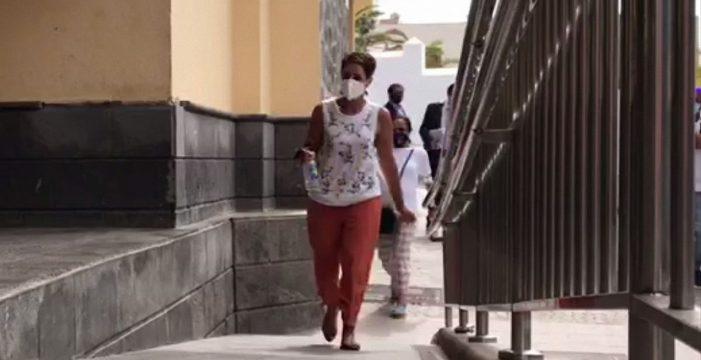La alcaldesa de Mogán y los dos ediles detenidos quedan en libertad