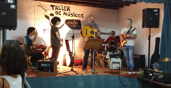 El Taller de Músicos suspende su actividad 'por culpa' del Consistorio de Los Silos