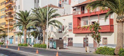 El proyecto de la nueva estación de Santa Cruz de La Palma estará en un mes