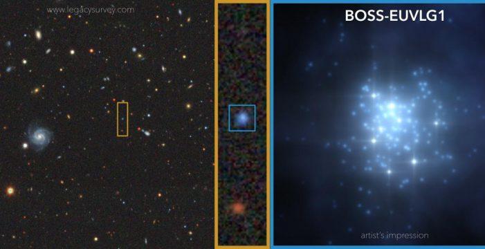 El GTC ayuda a descubrir la primera galaxia tan luminosa como un cuásar