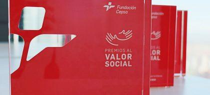 Mejorar la calidad de vida de los más vulnerables, clave en los Premios al Valor Social