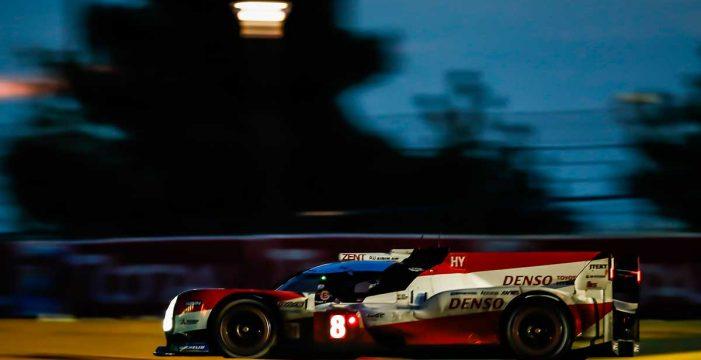 Toyota logra su tercera victoria consecutiva en las 24 Horas de Le Mans